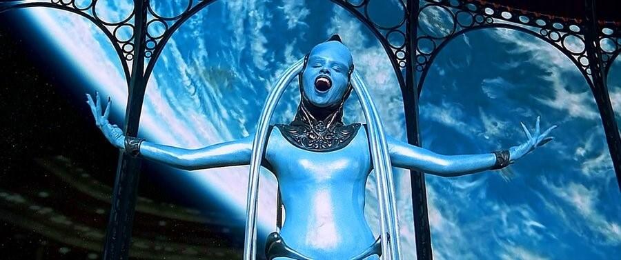 Változó világ: Kékség, hangok, szer-elem