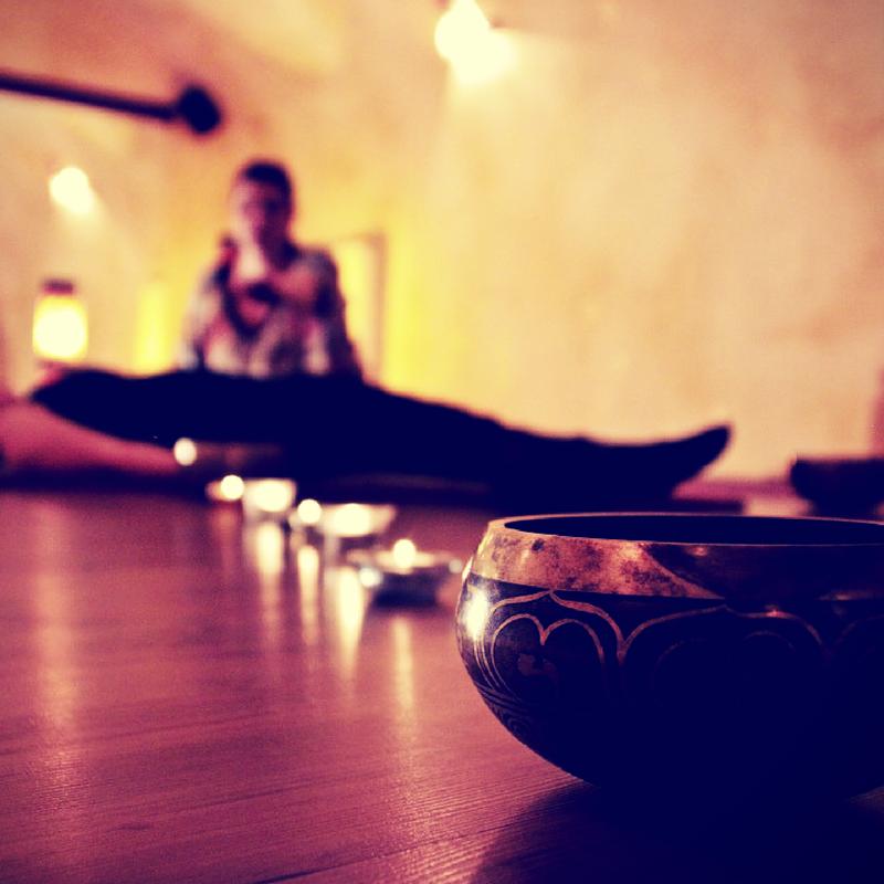 Asharti - Hangfürdő és meditáció