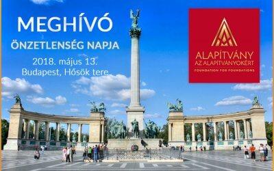 Önzetlenség napja – Hősök tere Budapest